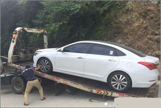 北京现代名图电动助力转向存在安全隐患