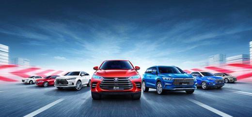 比亚迪汽车5月全系热销31097辆,新能源车总产销突破78万辆